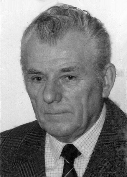 Czesław Niewiadomski BW
